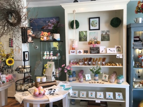 Beelicious is a bright, airy shop with all things honey related.
