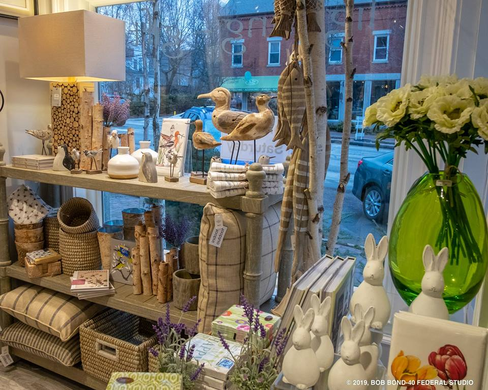 Birch carries a wide variety of home furnishings and hostess gifts at affordable prices. In downtown Wiscasset.